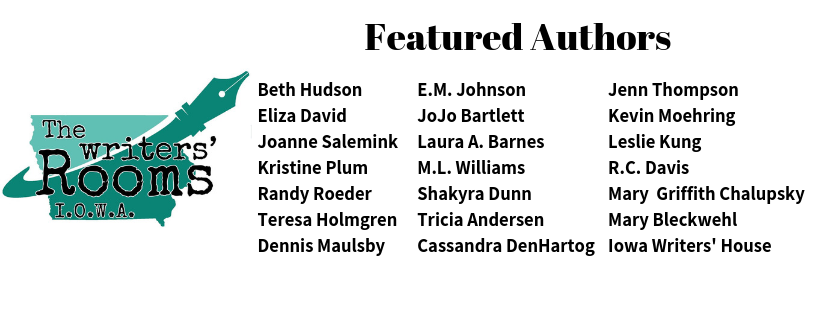Featured Authors of IOWA
